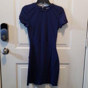 Express Navy dress